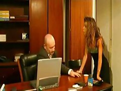 Office sex with his wife