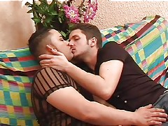 gay make out session turns to anal sex