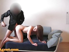 FakeAgent HD Medical student gets anal