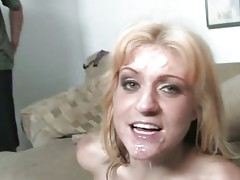 Tyla Wynn horny wife filled with cum of other cocks