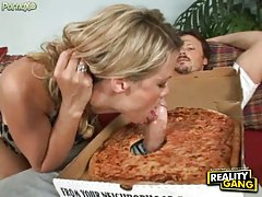 Hot Pizza Delivery!