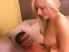 Kylee Reese Lets The Jizz Slide Down Her Throat From This Big Dick