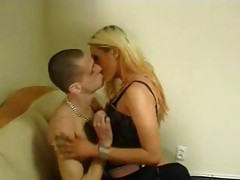 Polish blond anal