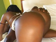 Sexy Brazilian Analy Penetrated