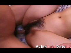 Shy Chinese Collage Girl