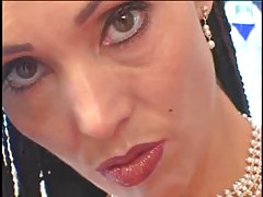 Brunette likes swallows sperm by fdrcrn