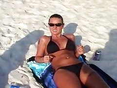 Wild Beach Whores Show Everyting!