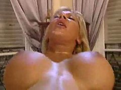 busty Dita assfucked with facial end