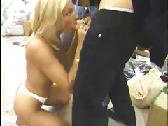Sexy Secretary Gets Fucked By Two Horny Employees...F70