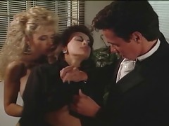 Classic scene Tori Welles and Victoria Paris
