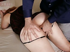 Mexican mature fucking at home